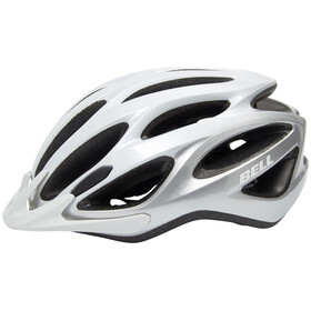 Bell Traverse Cykelhjälm grå/vit